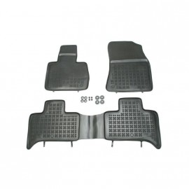 Rubber Automatten Set BMW X5 E53