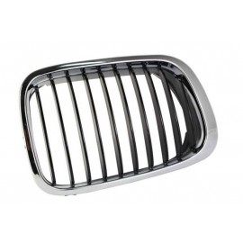 Radiateurgrille Grill Rechts BMW 3 E46 Sedan / Touring 1998-2001