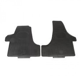 Rubber automatten Set VW T5