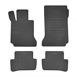 Rubber Automatten Set Mercedes C W204