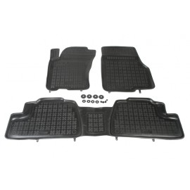 Rubber Automatten Set Mercedes ML W163