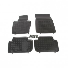 Rubber automatten Set BMW 1 E81