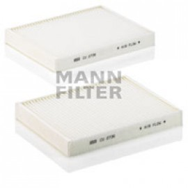 Interieurfilter Set MANN FILTER CU2736-2