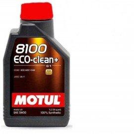 Motul 8100 Eco-clean+ 1L 5W30